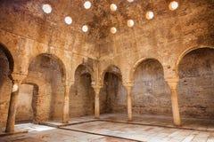 Gr Banuelo in Granada, Spanje Stock Foto's
