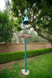 Gr Camino Echt San Fernando Sign stock fotografie