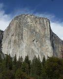 Gr Capitan, het nationale park van Yosemite, Amerika royalty-vrije stock fotografie