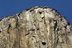 Gr Capitan Yosemite Royalty-vrije Stock Foto