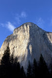 Gr Capitan, Yosemite Stock Afbeelding