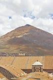 Gr Cerro Rico Mountain Stock Afbeeldingen