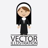 GR DAV 003. People design over white background, vector illustration Stock Images