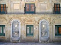 Gr Escorial Stock Foto's
