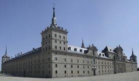 Gr Escorial Monastry, Madrid Stock Foto