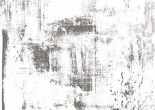 Gr? f?r skrapaGrunge stads-, vit svart bakgrund N?dl?getextur f?r din design VektorUrban bakgrund Enkelt st?lle d?ligt stock illustrationer