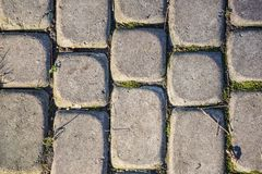 Gr?a f?rberedande stenar fotografering för bildbyråer