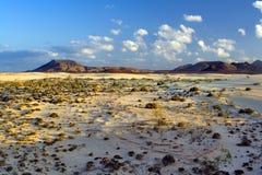 Gr Jable, Fuerteventura Royalty-vrije Stock Afbeelding