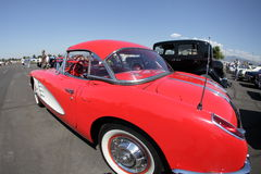 Gr Monte Airshow, CA, de V.S. Stock Foto's