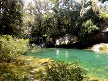 Gr Nicho ¨Cristal Pools¨ stock fotografie