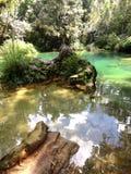 Gr Nicho ¨Cristal Pools¨ royalty-vrije stock fotografie