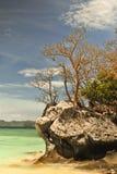 Gr Nido Palawan Royalty-vrije Stock Afbeeldingen