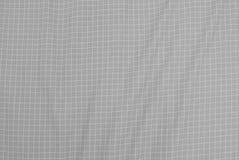 Grå och vit skogsarbetare Plaid Seamless Pattern Royaltyfria Bilder