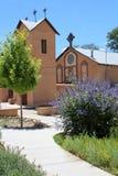 Gr Santuario DE Chimayo Royalty-vrije Stock Foto