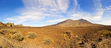 Gr Teide stock afbeelding