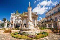Gr Templete, Havana, Cuba royalty-vrije stock foto