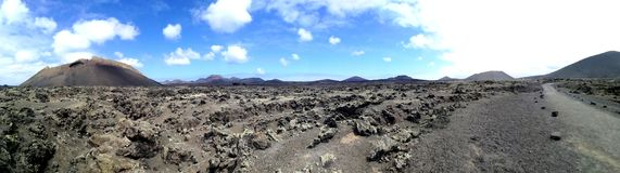 Gr Volcan Stock Foto's