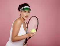 grał w tenisa fotografia royalty free