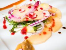 Gra dianteiro gourmet Foto de Stock Royalty Free
