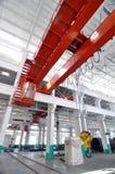 Grúa industrial Imagen de archivo