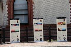 Gra trony, Mediolan 2017 Obrazy Stock
