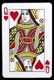 gra w karty Zdjęcia Stock