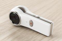 360 graadcamera Royalty-vrije Stock Afbeeldingen
