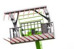 Graaf de bulldozerschop van de graafwerktuigemmer grabber stock foto's