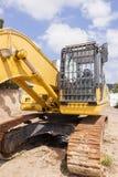 Graafwerktuig Industrial Machine Stock Fotografie