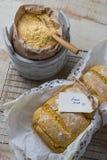 Graanbrood royalty-vrije stock foto
