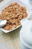 Graangewassenontbijt royalty-vrije stock foto's