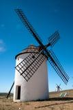 Graanmolens. Consuegra. La Mancha Royalty-vrije Stock Fotografie