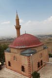Grab Abdurrahman Gazi in Erzurum Stockbild