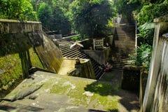 Grab der Imogiri Könige auf Yogyakarta stockfotos