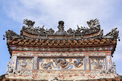 Grab des Kaisers Tu Duc in der Farbe, Vietnam Lizenzfreie Stockbilder