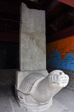 Grab des Königs von Boni, Nanjing, China Lizenzfreie Stockbilder