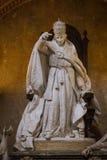Grab des Papstes Leo XIII. lizenzfreies stockbild