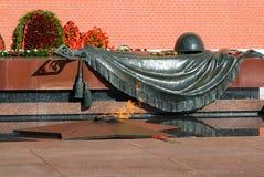 Grab des unbekannten Soldaten Lizenzfreie Stockbilder
