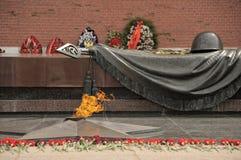 Grab des unbekannten Soldaten stockfotos
