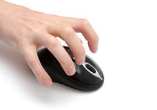 Grab the Mouse Stock Photography
