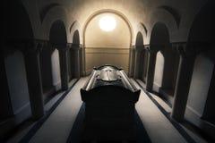 Grab vom Ersten Weltkrieg Stockbilder