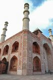 Grab von Akbar The Great in Agra, Indien Lizenzfreie Stockfotos