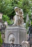 Grab von Frederic Chopin Lizenzfreies Stockbild