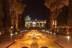 Grab von Hafez Lizenzfreies Stockfoto