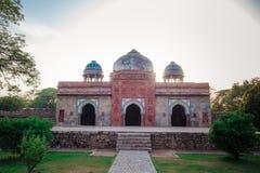 Grab von Isa Khan in Delhi, Indien stockfotos