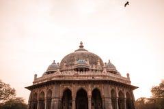 Grab von Isa Khan in Delhi, Indien stockfotografie