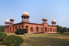 Grab von Mariam Uz Zamani in Agra lizenzfreies stockfoto