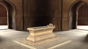 Grab von Safdarjung in Neu-Delhi, Indien, Video der Gesamtl?nge 4K stock video