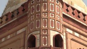 Grab von Safdarjung in Neu-Delhi, Indien, Video der Gesamtl?nge 4K stock video footage