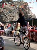 Graba festival del verano Fotografía de archivo